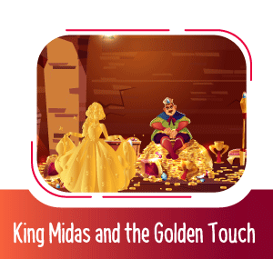 King Midas and the Golden Touch - Bedtime Story
