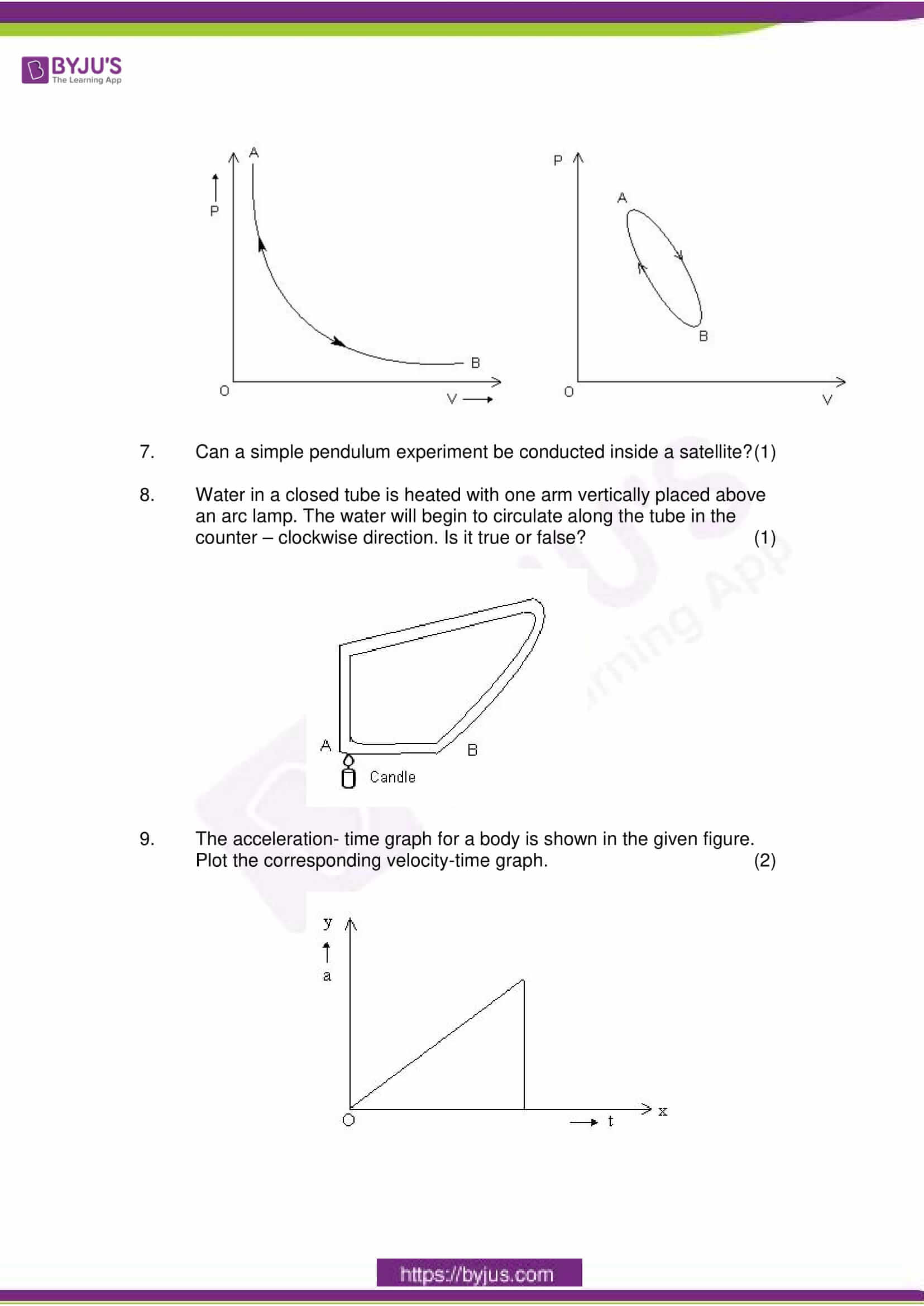 cbse class 11 phy sample paper set 1