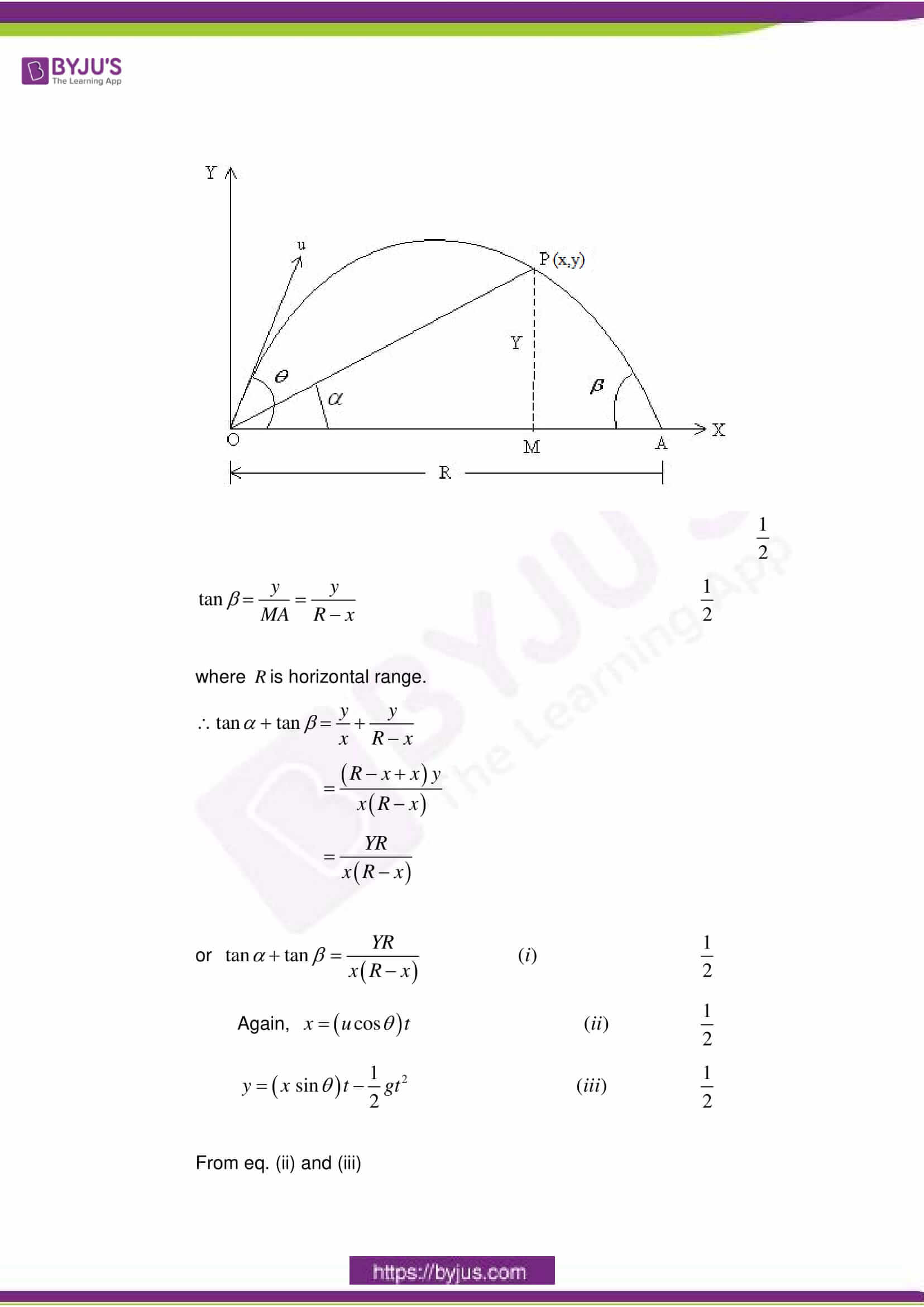 cbse class 11 phy sample paper set 1 solution