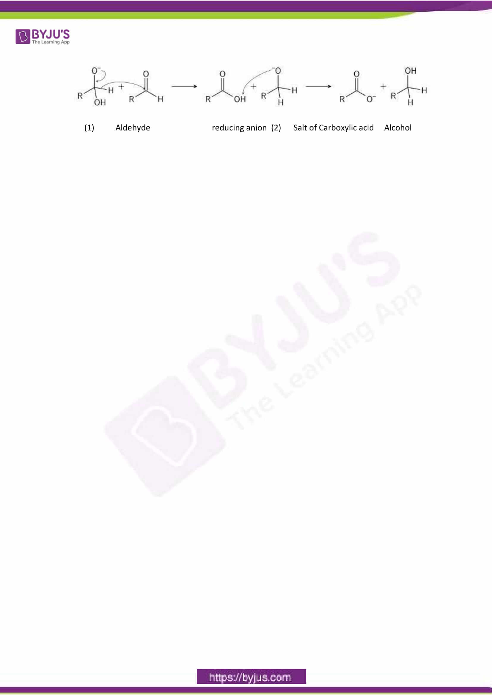cbse class 12 chemistry sample paper solution set 2