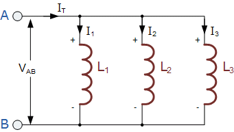 Inductors In Parallel Form