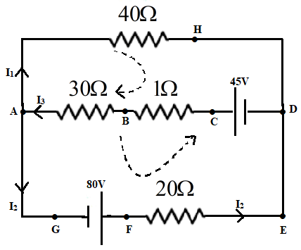 Kirchoff's Voltage Rule or Loop Rule