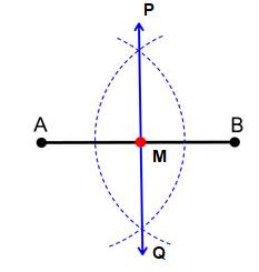 Line Segment Bisector