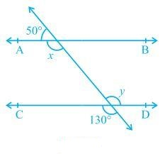 Lines and Angles Class 9 Example -2