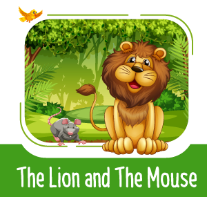 Moral Stories - The Lion and The Mouse