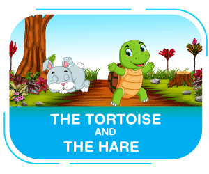 Moral Story - The Tortoise and the Hare