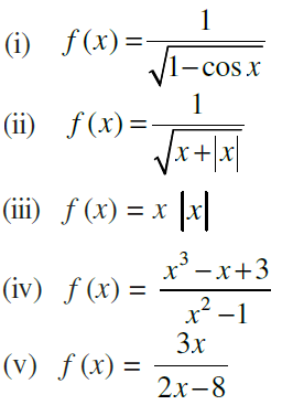 NCERT Exemplar Solutions Class 11 Maths Chapter 2-4