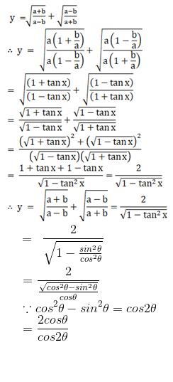 NCERT Exemplar Solutions Class 11 Maths Chapter 3-12