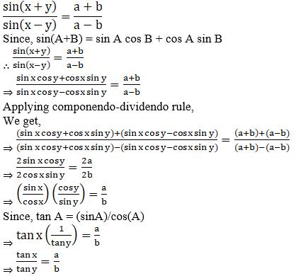 NCERT Exemplar Solutions Class 11 Maths Chapter 3-19
