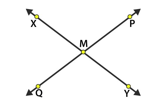 XY and PQ Intersect at M