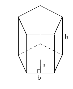 Volume of a Pentagonal Prism