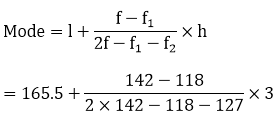 R D Sharma Solutions For Class 10 Maths Chapter 7 Statistics ex 7.5 - 7