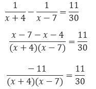 R D Sharma Solutions For Class 10 Maths Chapter 8 Quadratic Equations ex 8.3 - 10