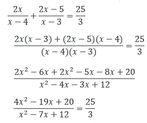 R D Sharma Solutions For Class 10 Maths Chapter 8 Quadratic Equations ex 8.3 - 20