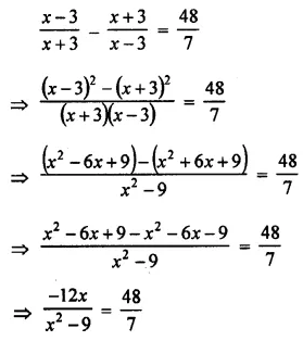 R D Sharma Solutions For Class 10 Maths Chapter 8 Quadratic Equations ex 8.3 - 24
