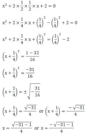 R D Sharma Solutions For Class 10 Maths Chapter 8 Quadratic Equations ex 8.4 - 9