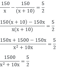 R D Sharma Solutions For Class 10 Maths Chapter 8 Quadratic Equations ex 8.8 - 5