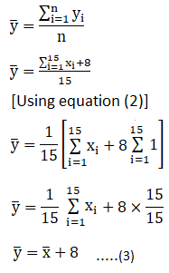 R S Aggarwal Solution Class 11 chapter 30 Ex 30C Q2 Solution