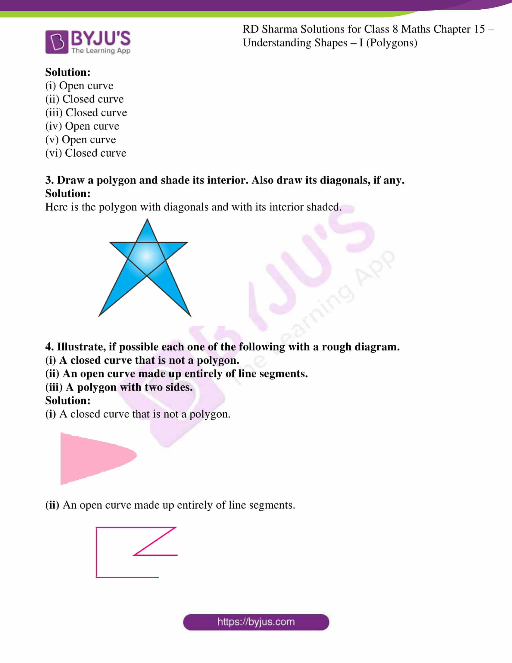 rd sharma class 8 maths chapter 15