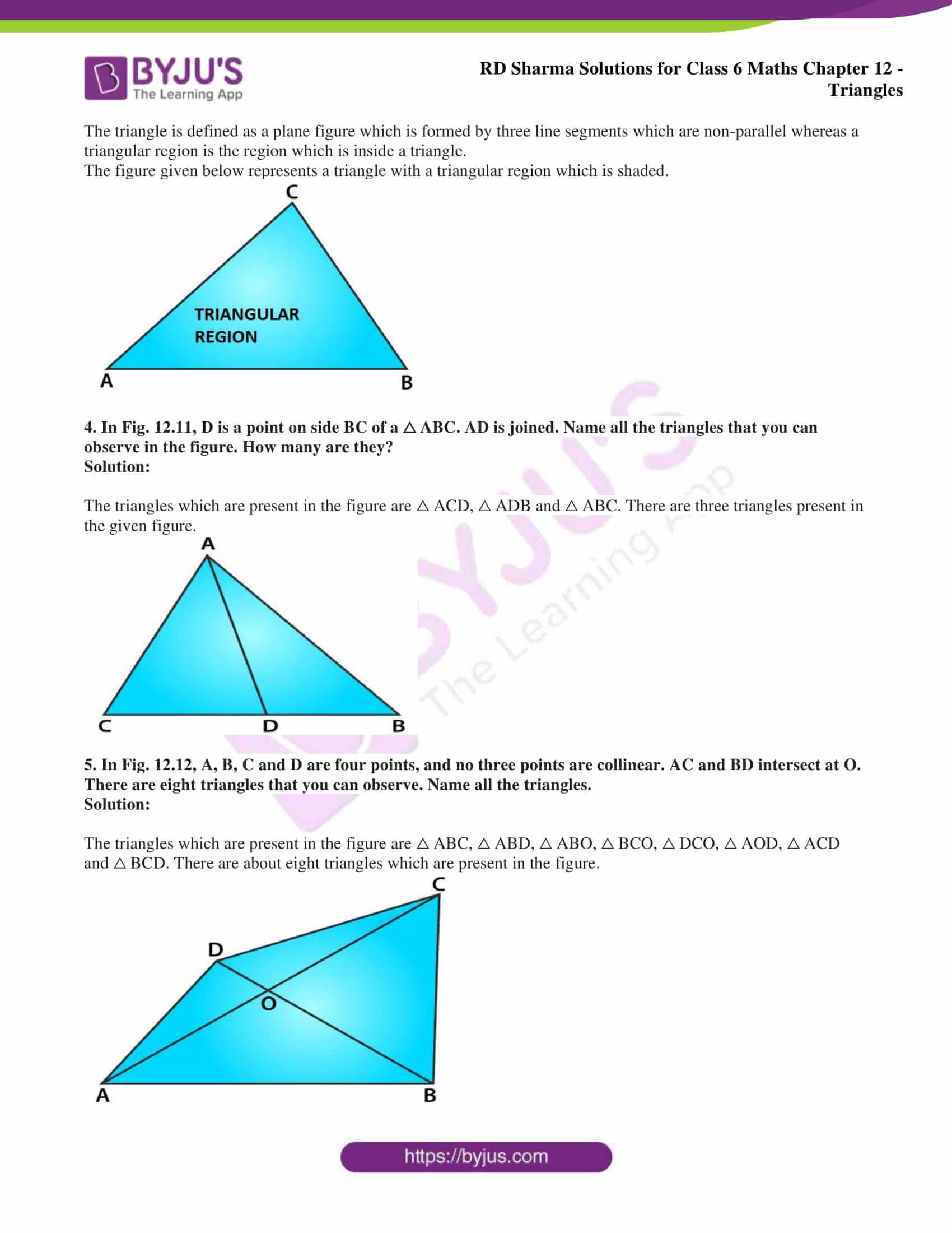 rd sharma solutions class 6 maths chapter 12 2