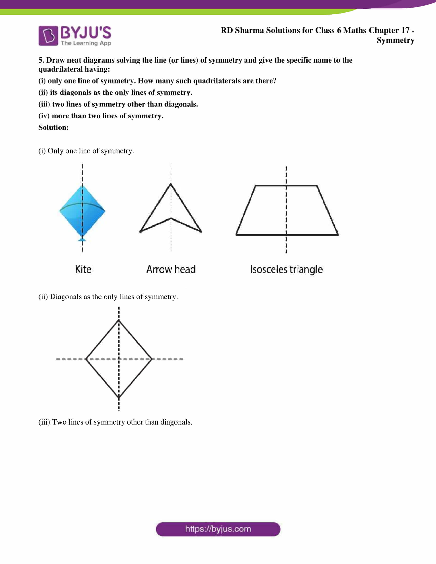 rd sharma solutions class 6 maths chapter 17