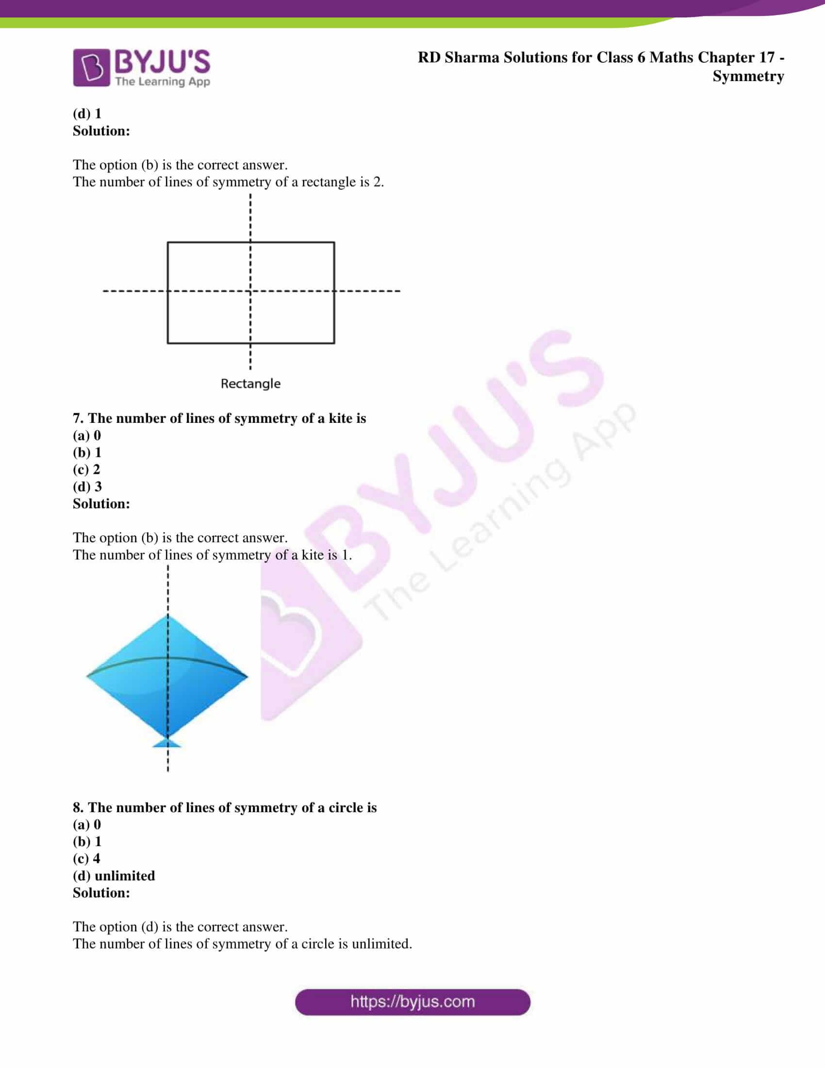 rd sharma solutions class 6 maths chapter 17
