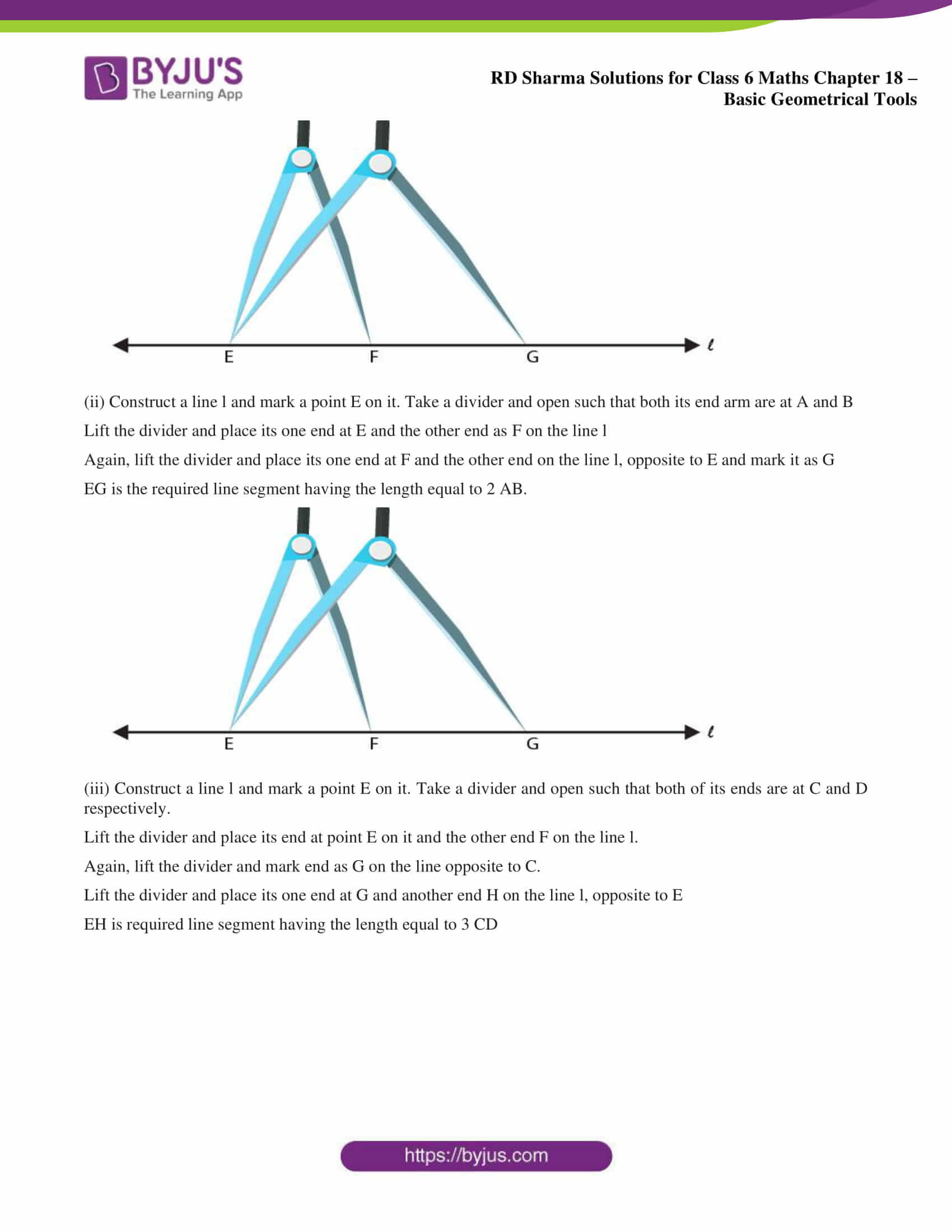 rd sharma solutions class 6 maths chapter 18