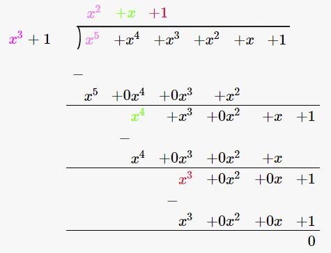 RD Sharma Solutions for Class 8 Maths Chapter 8 – Division of Algebraic Expressions image- 11