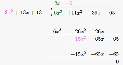 RD Sharma Solutions for Class 8 Maths Chapter 8 – Division of Algebraic Expressions image- 14