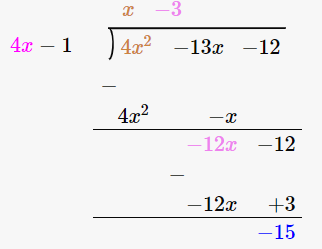 RD Sharma Solutions for Class 8 Maths Chapter 8 – Division of Algebraic Expressions image- 26