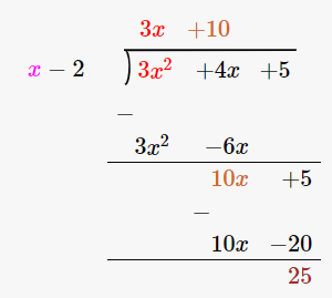RD Sharma Solutions for Class 8 Maths Chapter 8 – Division of Algebraic Expressions image- 32