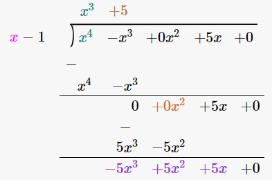 RD Sharma Solutions for Class 8 Maths Chapter 8 – Division of Algebraic Expressions image- 35