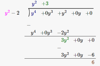 RD Sharma Solutions for Class 8 Maths Chapter 8 – Division of Algebraic Expressions image- 36
