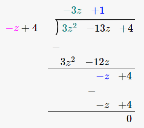 RD Sharma Solutions for Class 8 Maths Chapter 8 – Division of Algebraic Expressions image- 40
