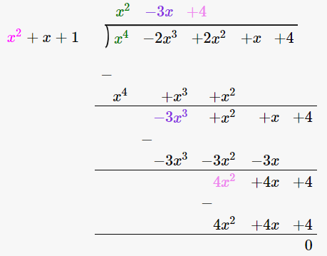 RD Sharma Solutions for Class 8 Maths Chapter 8 – Division of Algebraic Expressions image- 8