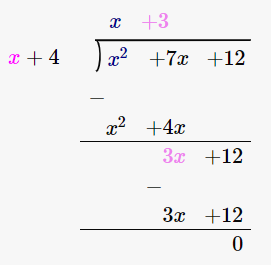 RD Sharma Solutions for Class 8 Maths Chapter 8 – Division of Algebraic Expressions image- 1