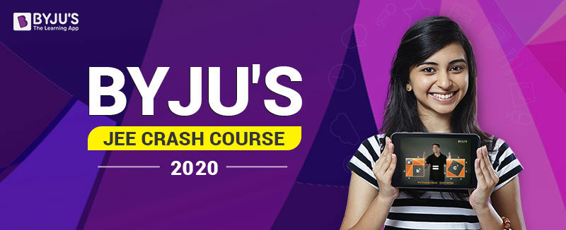JEE Crash Course 2020