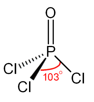POCl3 Structure
