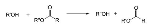 Transesterification