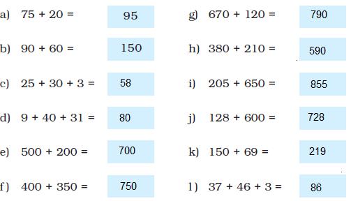 Class 3 Maths chapter 3 - 9