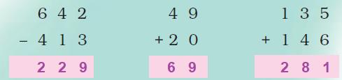 Class 3 Maths Chapter 6 - 7