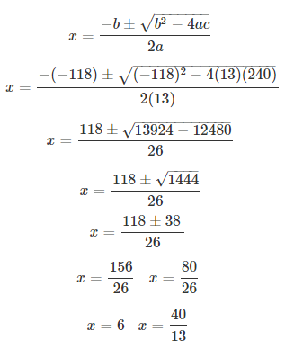 Concise Selina Solutions Class 10 Maths Chapter 5 ex. 5(D) - 16