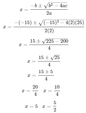 Concise Selina Solutions Class 10 Maths Chapter 5 ex. 5(D) - 19