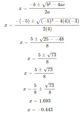 Concise Selina Solutions Class 10 Maths Chapter 5 ex. 5(D) - 24