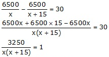 Concise Selina Solutions Class 10 Maths Chapter 6 ex. 6(E) - 5