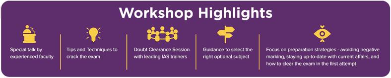 BYJU'S IAS Scholarship Test & Workshop
