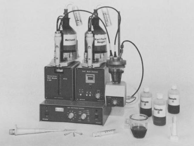 Karl Fischer Titration Equipment