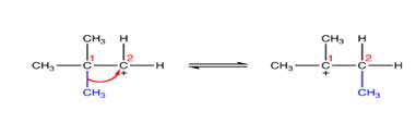 Methyl shifting