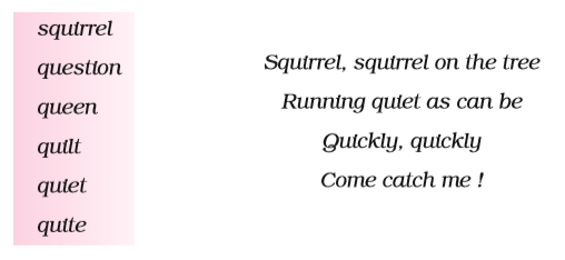 NCERT Solutions Class 3 English Unit 10 Poem How Creatures Move - 1
