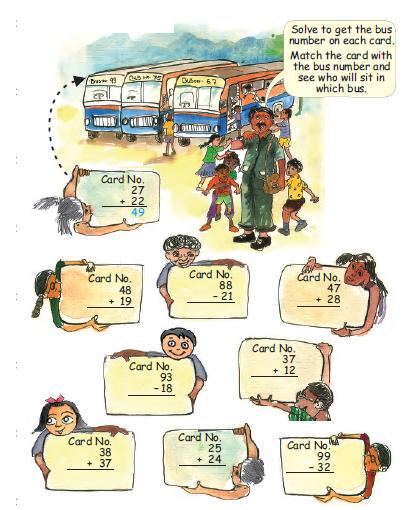 NCERT Solutions For Class 2 Maths Chapter 14 - 16